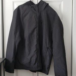 DKNY Reversible Jacket Grey/Black